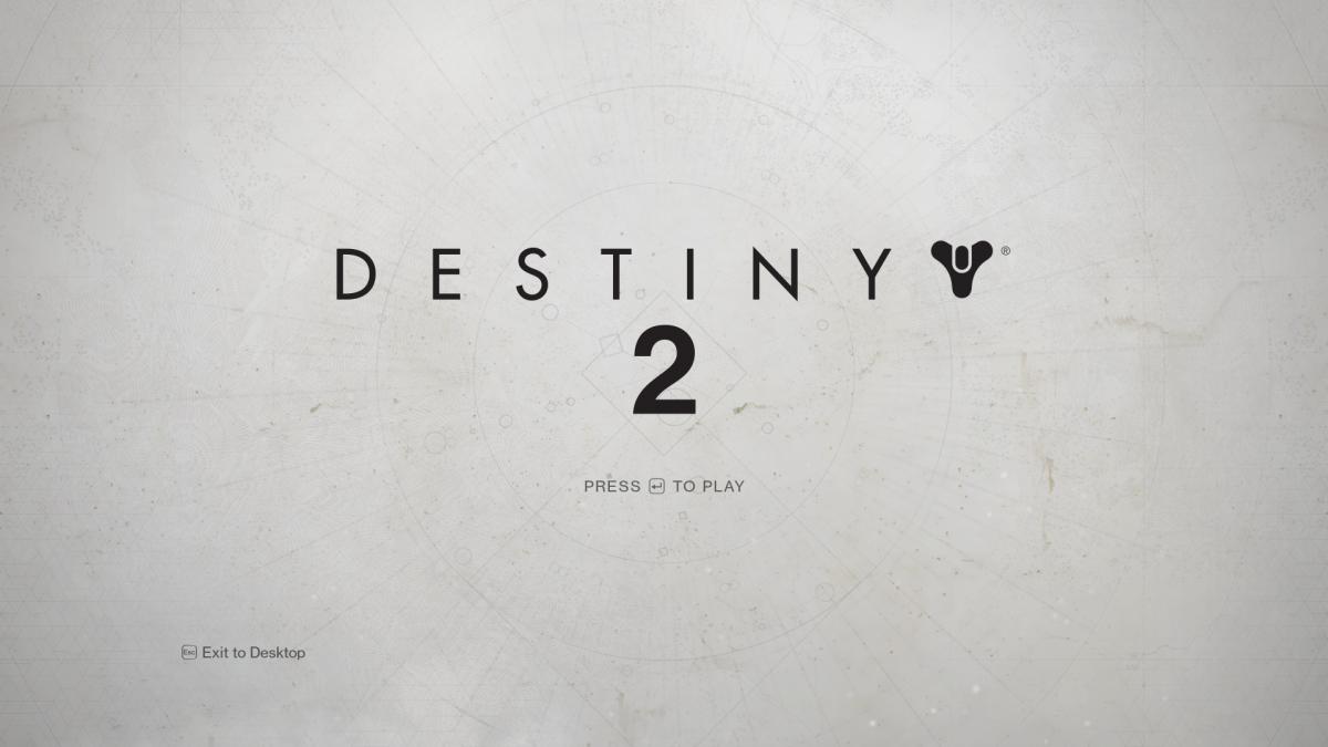 Hot Take: Destiny 2 PC