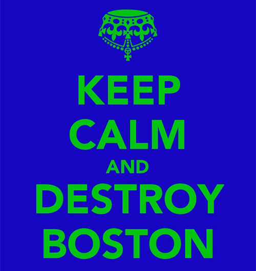Destroy Boston Party