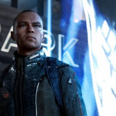 E3 Hands-on: Becoming human in Detroit