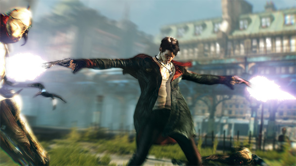 DMC Devil May Cry review