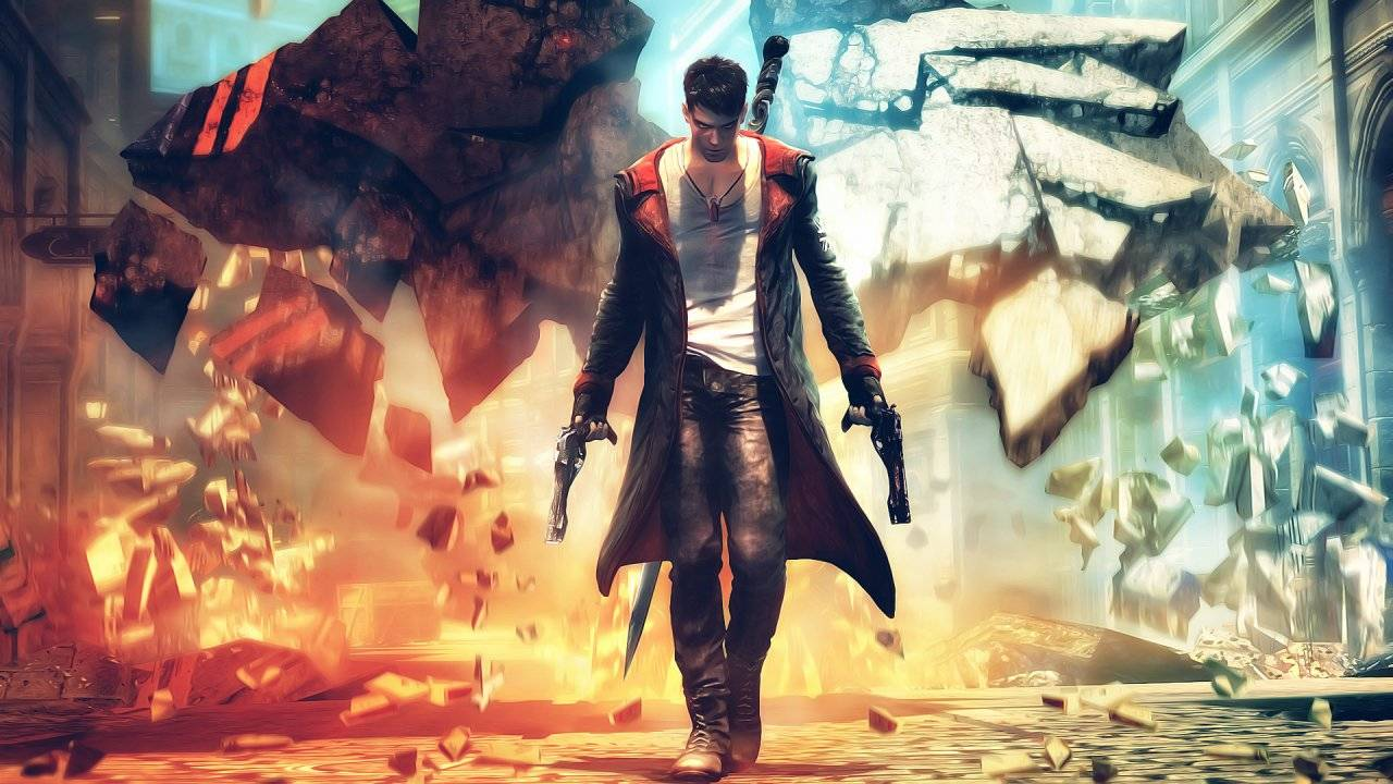 dmc screenshot