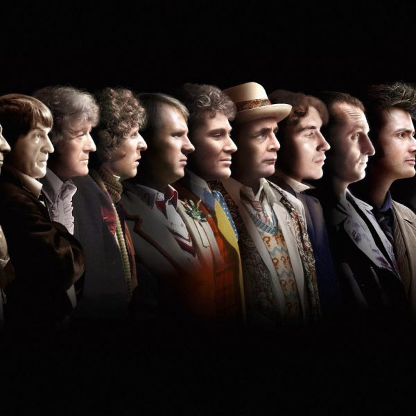 Doctor Who all 11 doctors
