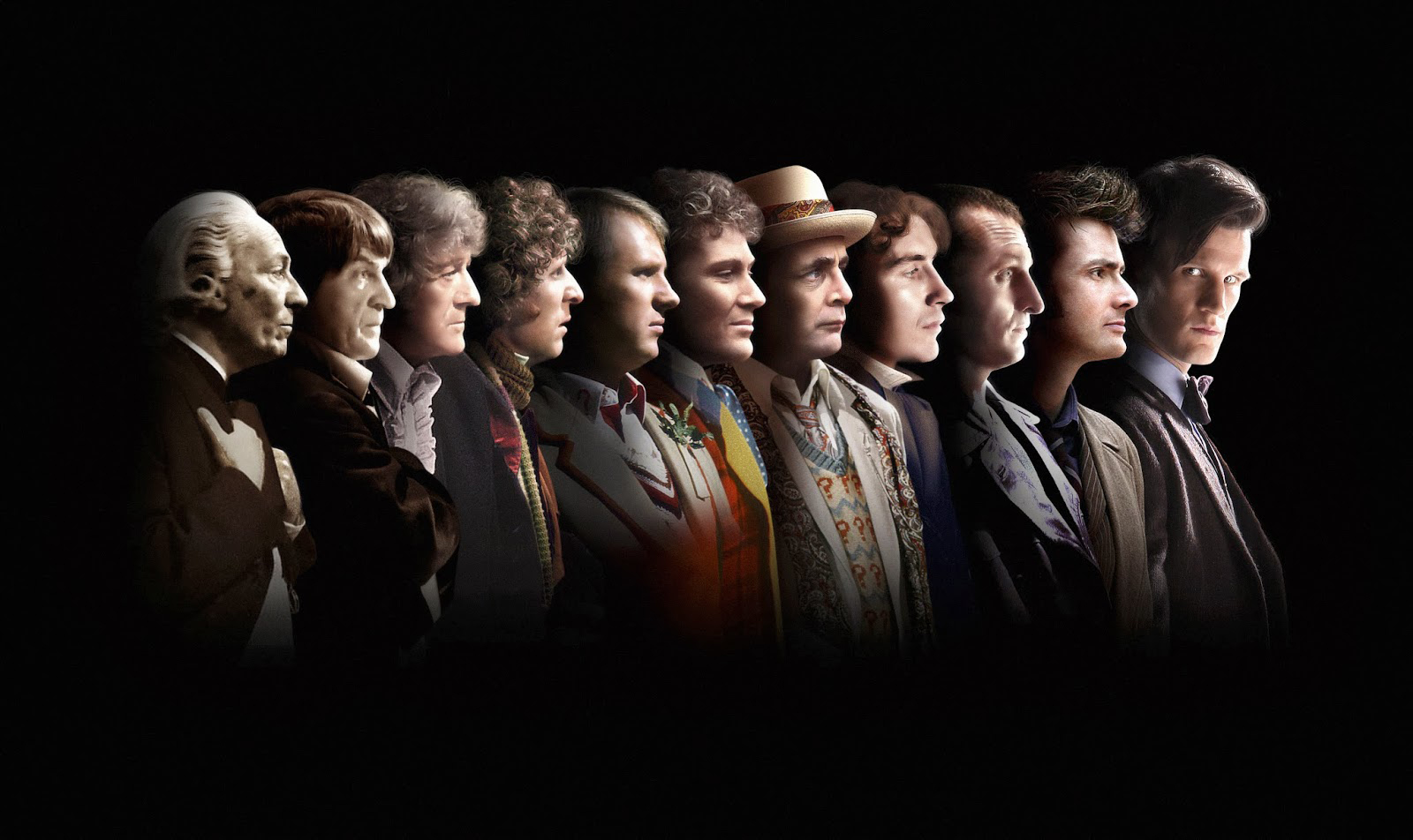 Here's Where You Can Watch Doctor Who's 50th Anniversary in Theaters
