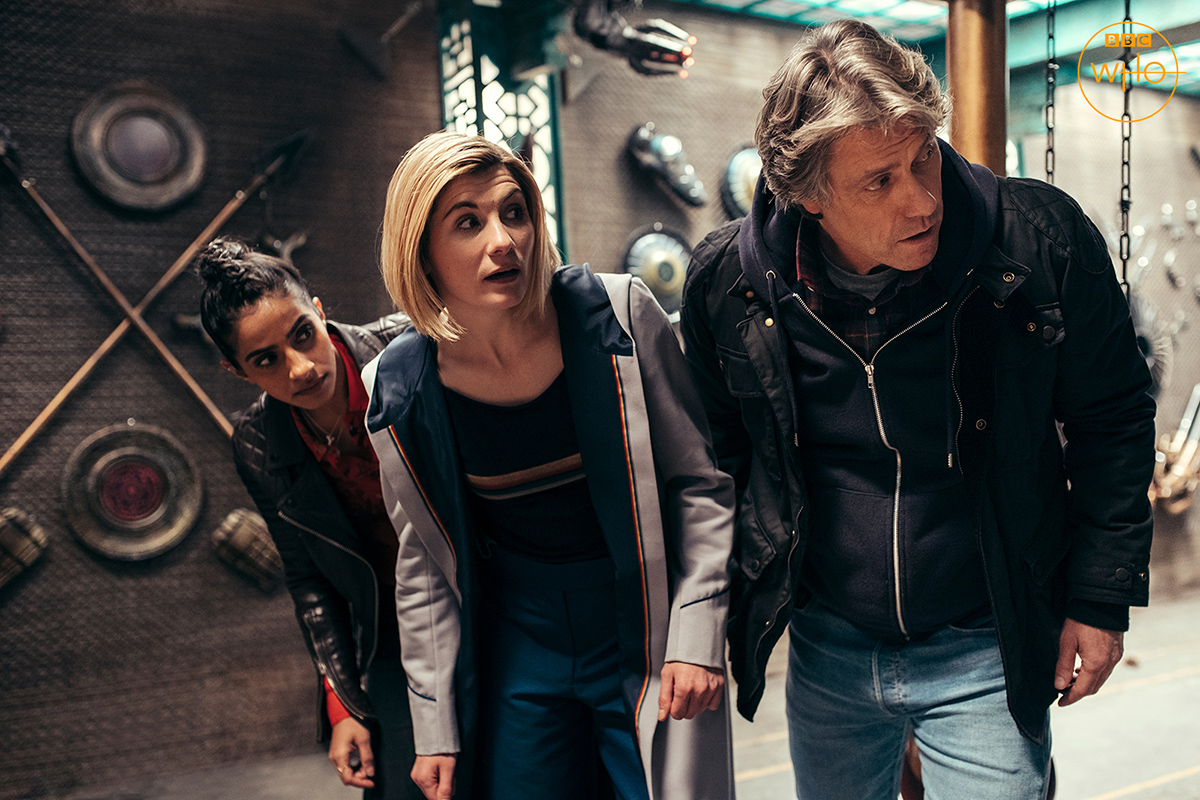 Doctor Who and The Expanse drop teasers and return dates for new seasons