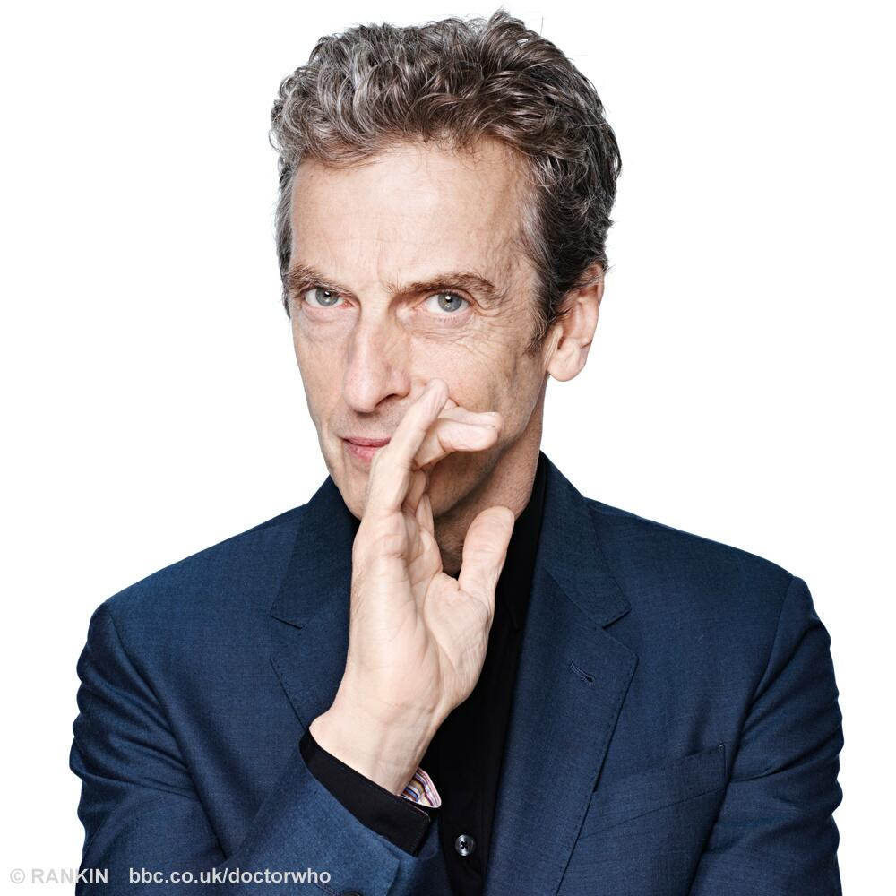 For many viewers, Peter Capaldi will be their first Doctor Who