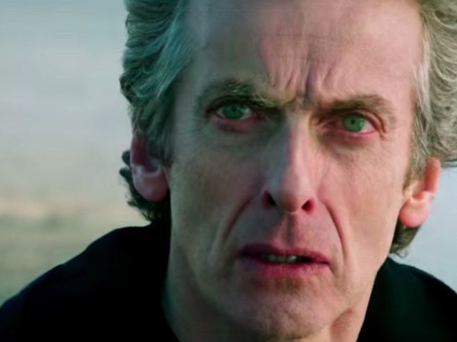 Doctor Who dazzles in Series 9 official trailer