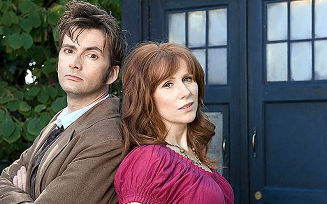 Donna Noble - Wallpaper Hot