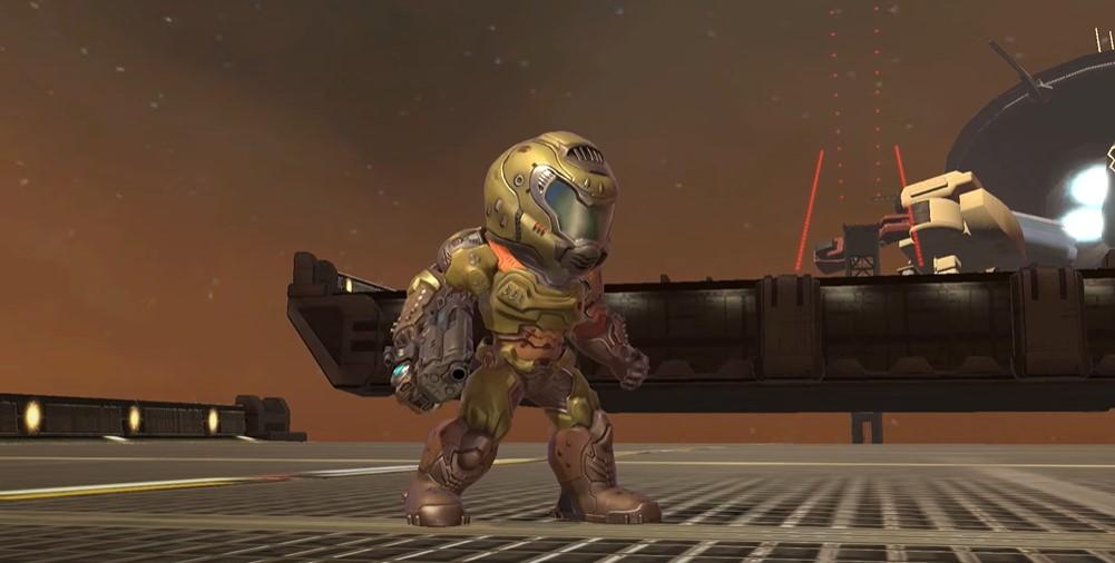 Doom and Splatoon 3 come to Super Smash  Bros