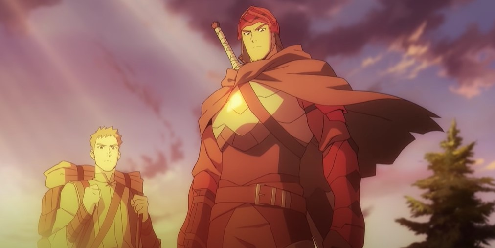 Netflix reveals DOTA: Dragon's Blood anime