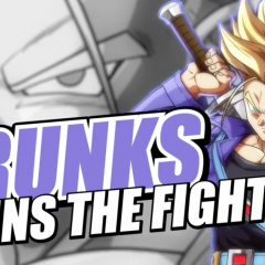 Hot Take: Dragonball FighterZ + Introducing Trunks