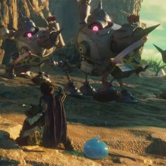 A brand new Dragon Quest: Your Story trailer appears