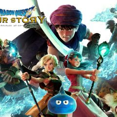 Dragon Quest Your Story now streaming on Netflix