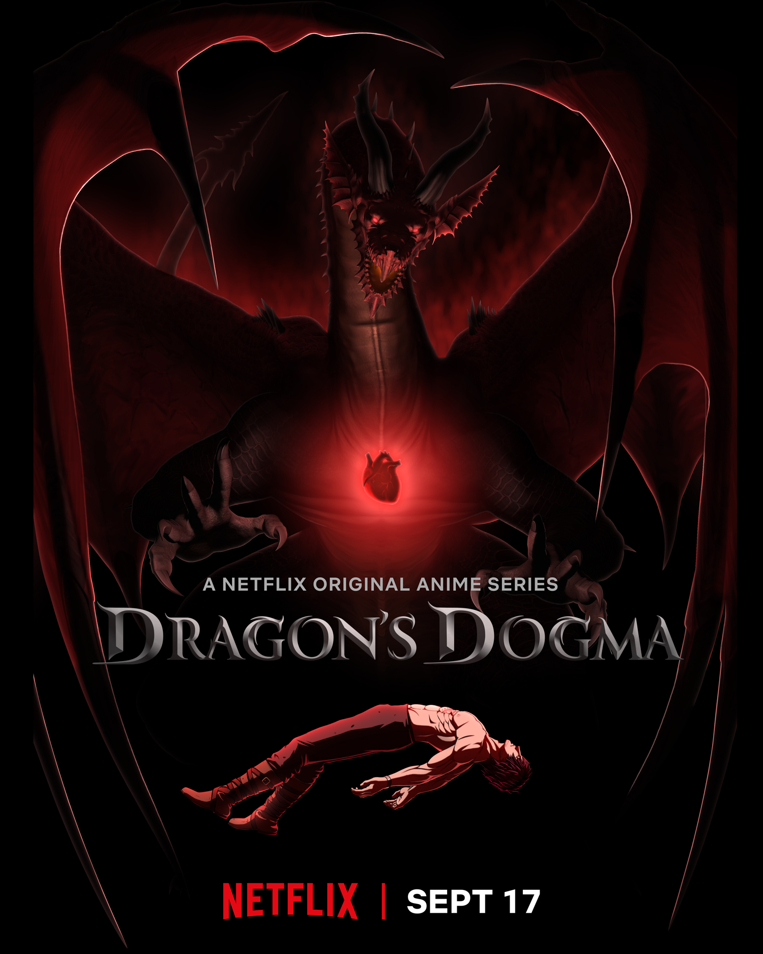 Dragon's Dogma anime coming to Netflix