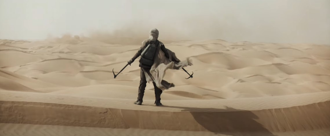 The new trailer for Dune is intense