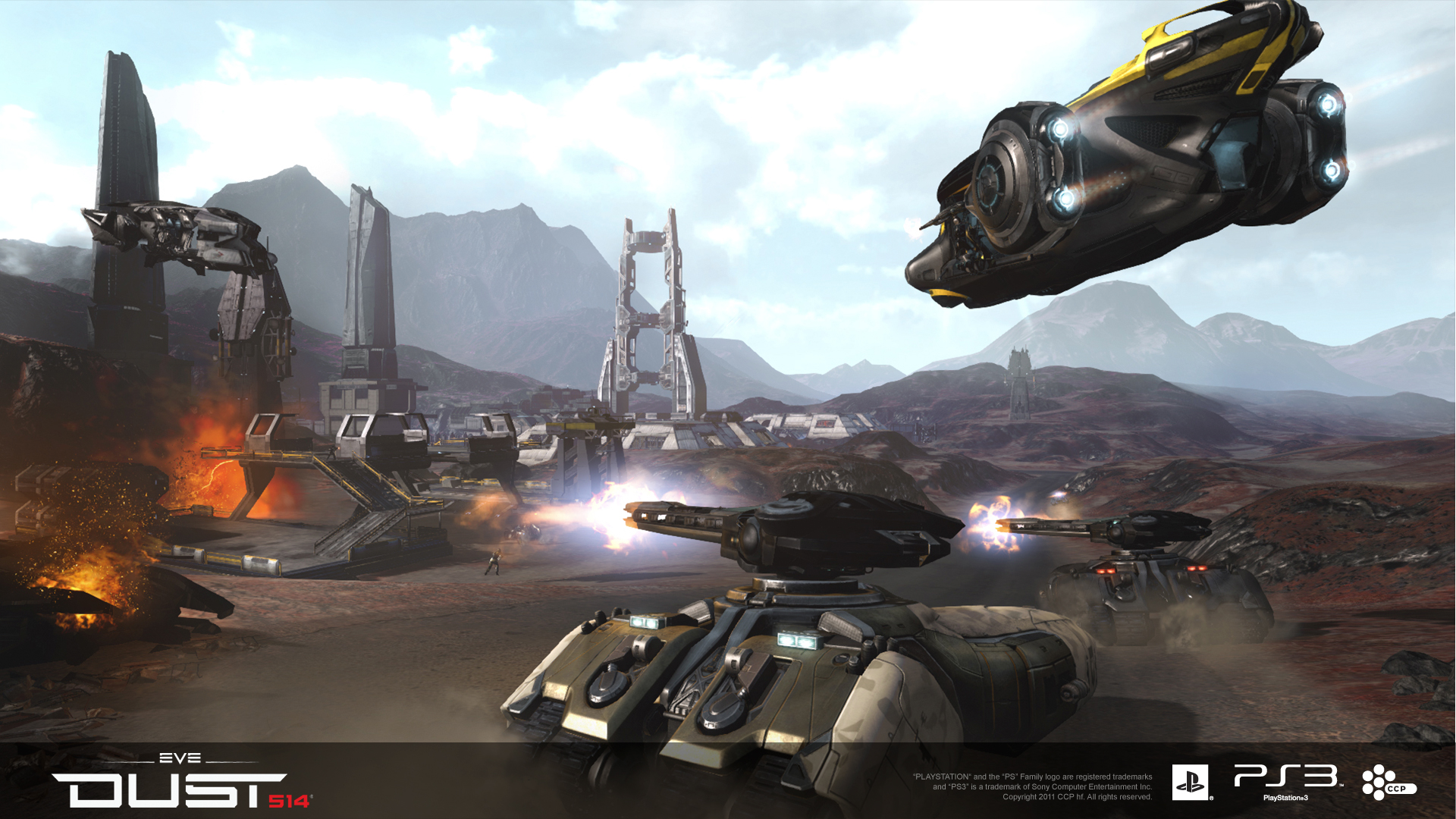 Dust 514 Review Diary: Part One