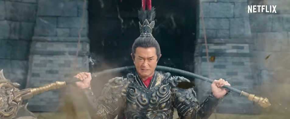 Dynasty Warriors movie hitting Netflix in the US