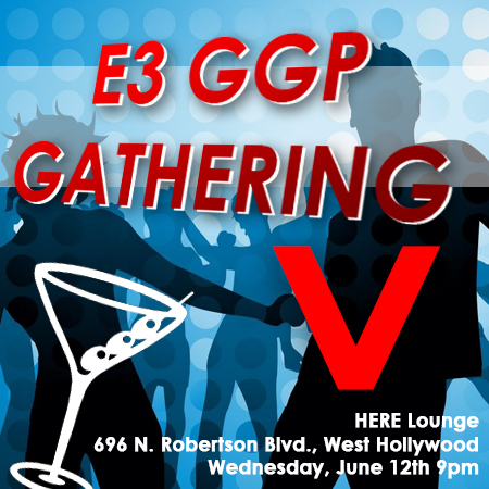Gay Game Industry Professionals E3 Gathering V