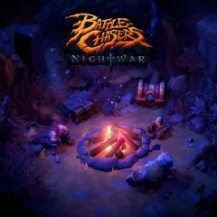 E3 Hands-on: Battle Chasers is hooking us