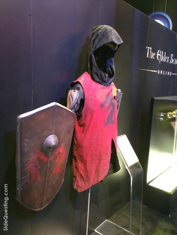 Elder Scrolls Online E3 2013 prop gallery
