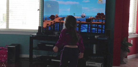 Kids love Bit.Trip Runner 2 and don't even have to play it