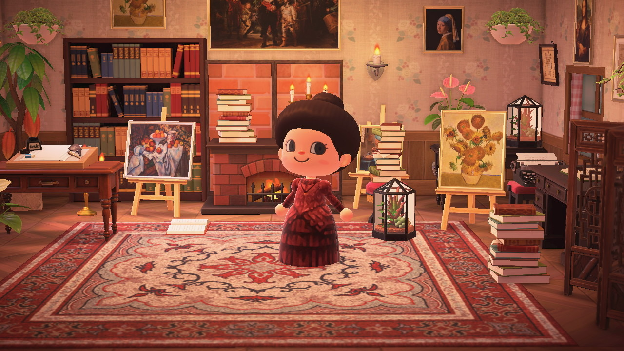 Netflix launches Enola Holmes island in Animal Crossing