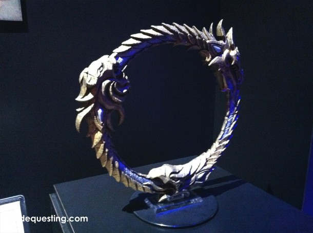 The Elder Scrolls Online Ouroboros at E3