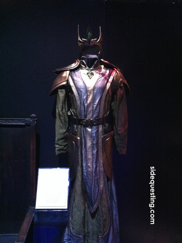 The Elder Scrolls Online wizard robe at E3
