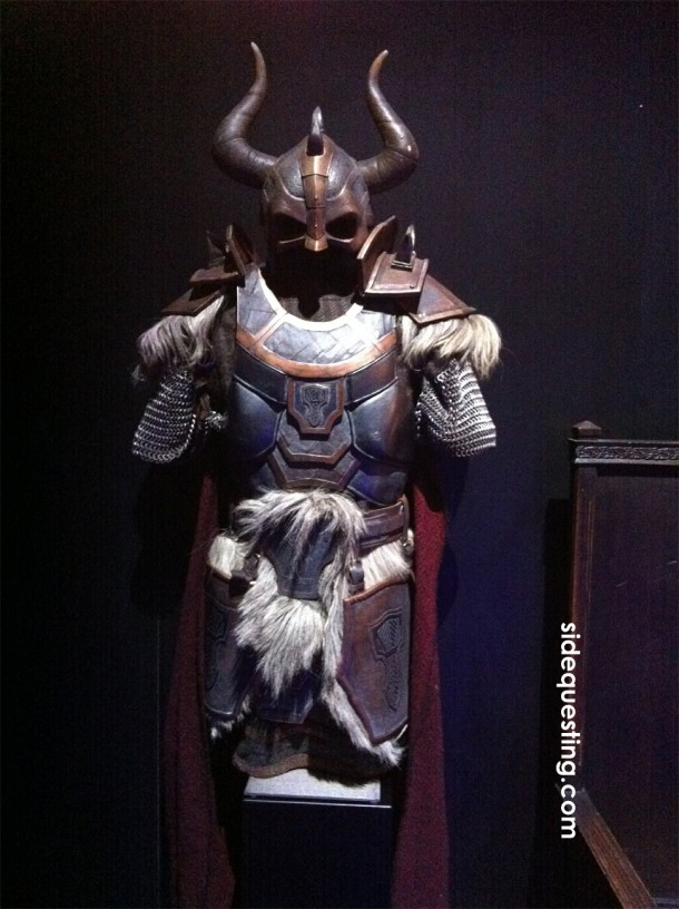 The Elder Scrolls Online armor at E3
