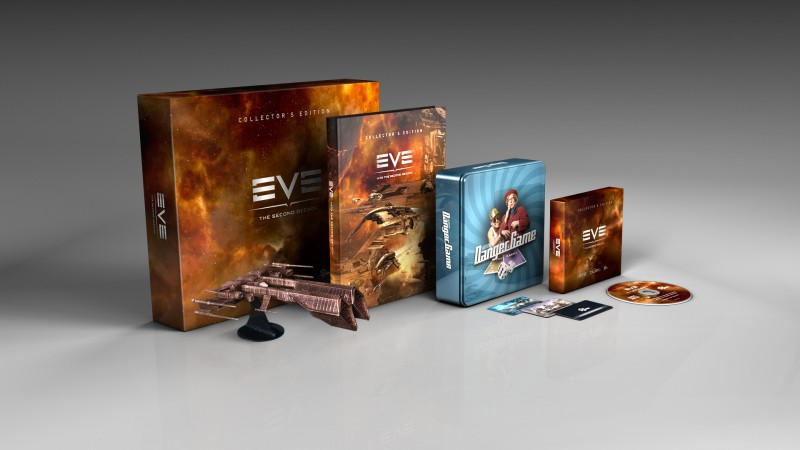 EVE Online: Collector's Edition Review and Unboxing