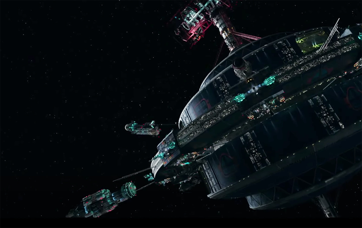 The Expanse's fifth season arrives in December