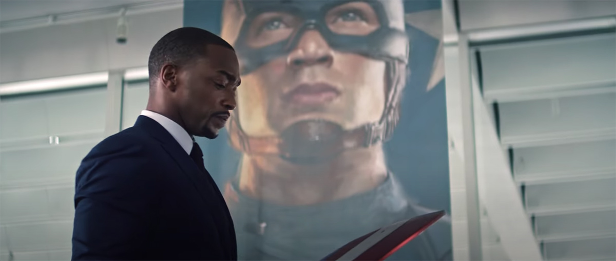 The first full trailer for The Falcon and the Winter Soldier arrives
