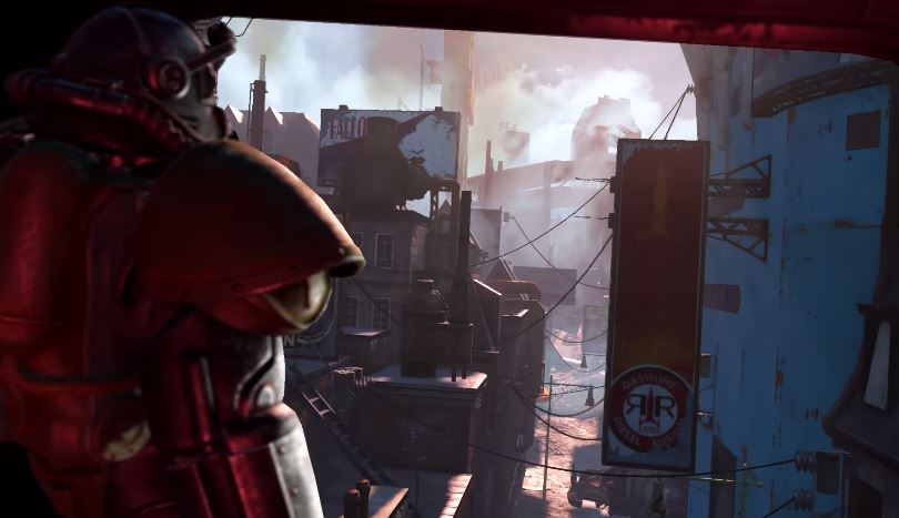 Fallout 4 is real, is announced, and is going to melt your brain