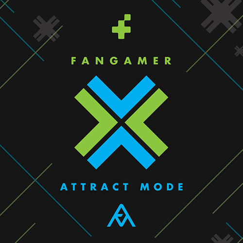 Fangamer x attract mode PAX Prime party 2013