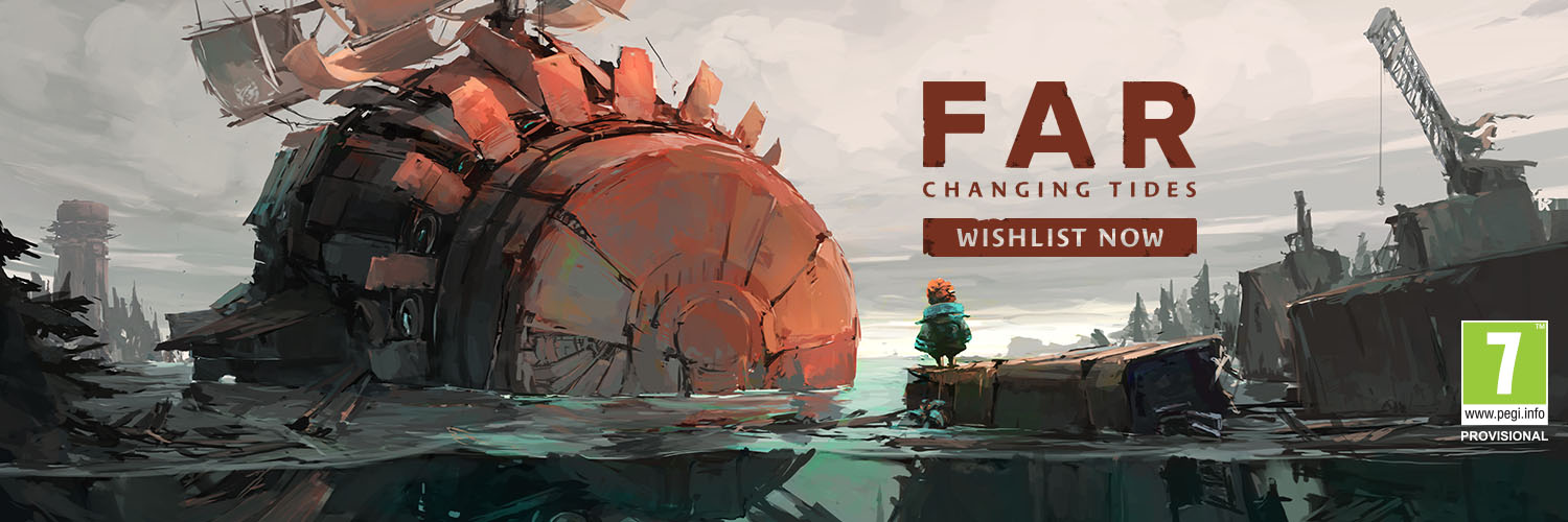 FAR: Changing Tides brings us to a watery world
