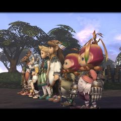 Final Fantasy Crystal Chronicles Remastered Edition launching August 27