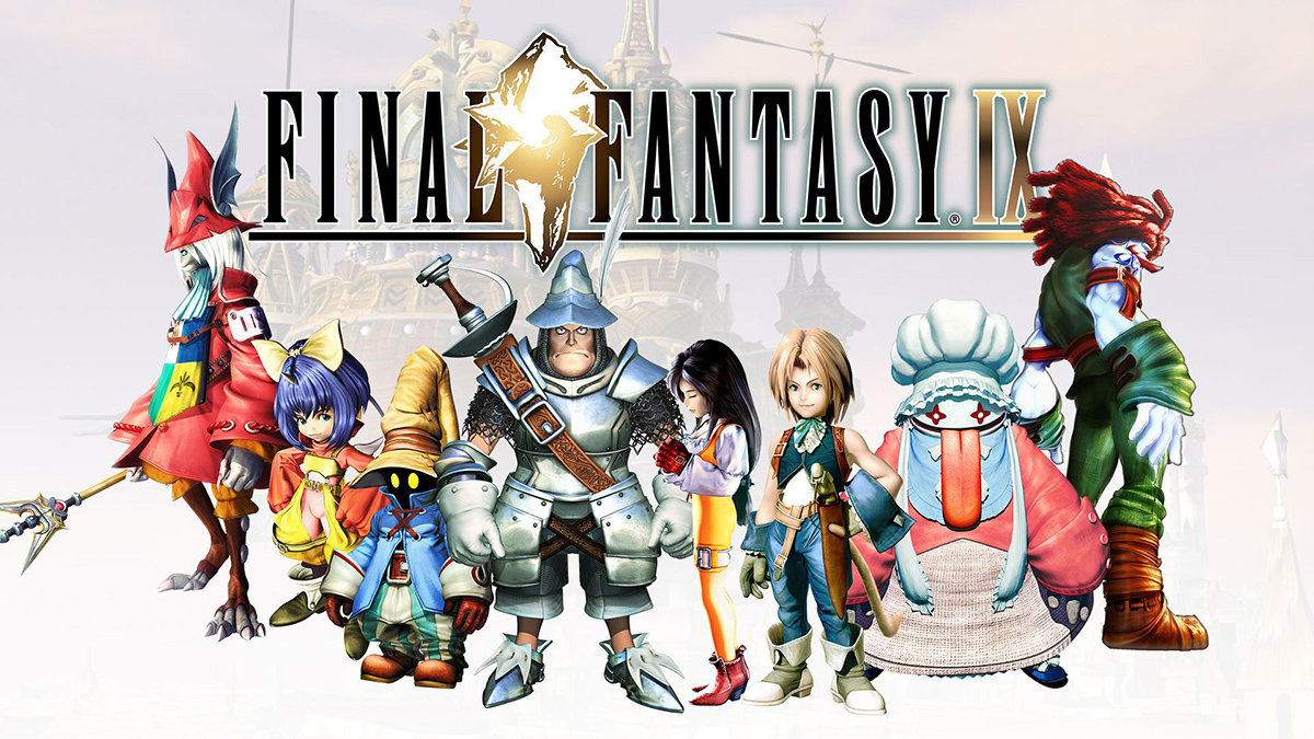 Square Enix is producing a Final Fantasy IX animated series