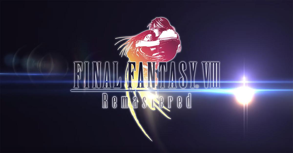 E3: Final Fantasy VIII Remastered revealed