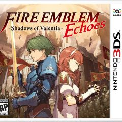 Fire Emblem Echoes: Shadows of Valentia remake launching on 3DS in May