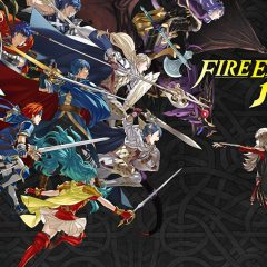 Nintendo's second mobile game is Fire Emblem Heroes, coming February 2