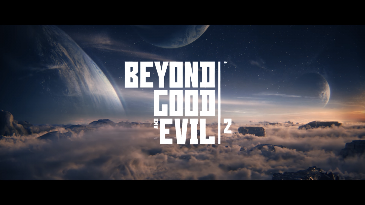 E3: Ubisoft reveals an out of this world Beyond Good & Evil 2 trailer