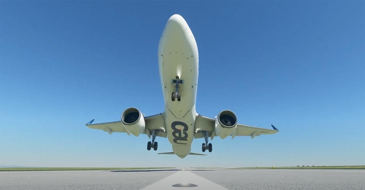 What if Microsoft Flight Simulator was an anime?