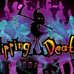Flipping Death review: An afterparty in the afterlife