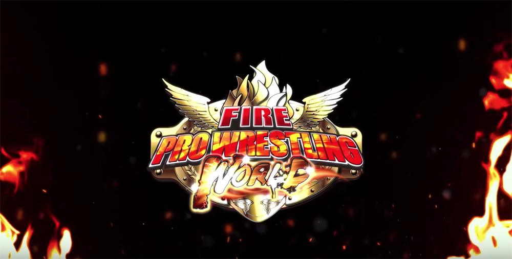 Latest Fire Pro Wrestling World trailer gives us the NJPW we deserve