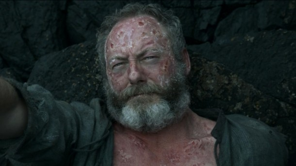 Game of Thrones Season 3 Davos Seaworth