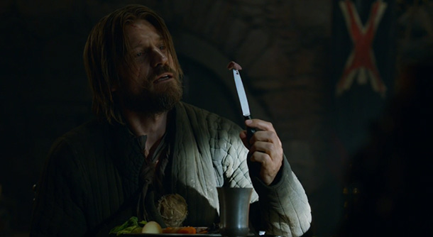 Game of Thrones Season 3 Episode 6 Jaime Lannister