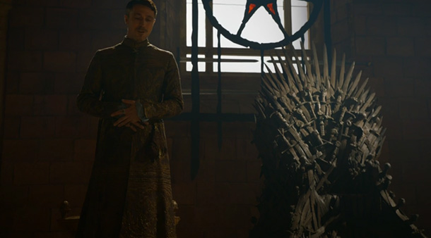 Game of Thrones Season 3 Episode 6 The Climb Petyr Baelish