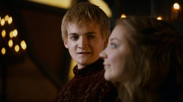 Game of Thrones Season 3 Episode 3 Joffrey