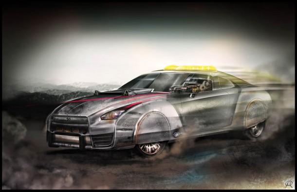 Alessandro Gardini's GTR