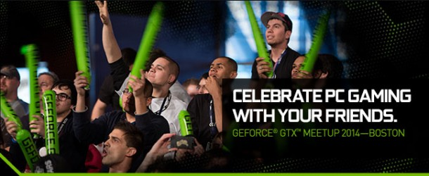Geforce Nvidia Party PAX