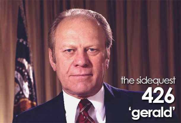 gerald ford podcast